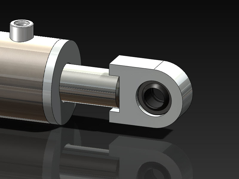 Spherical Bearing Mount
