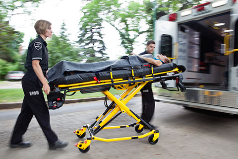 Hydraulics for Medical Cots