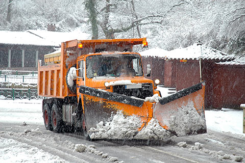 Hydraulic Cylinders for Commercial Snow Plows