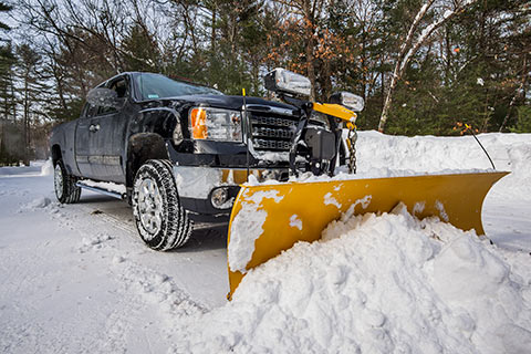 Residential Snow Plows